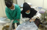 دندانپزشک خانم دندانپزشکان زن در قم
