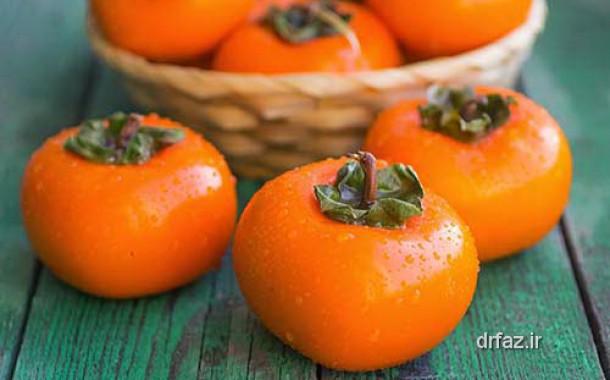 خرمالو خواص درمانی میوه هسته برگ و گل درطب سنتی
