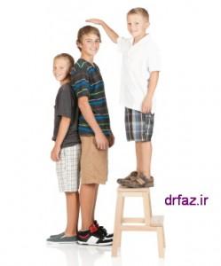 درمان کوتاهی قد با حجامت